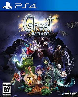 Einfach und sicher online bestellen: Ghost Parade (US-Import) in Österreich kaufen.