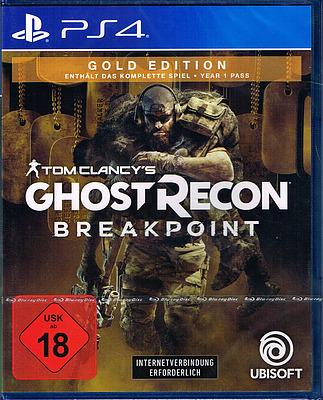 Einfach und sicher online bestellen: Ghost Recon Breakpoint Gold Edition (AT-PEGI) in Österreich kaufen.