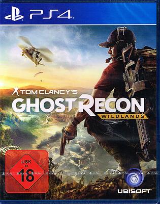 Einfach und sicher online bestellen: Tom Clancys Ghost Recon Wildlands in Österreich kaufen.