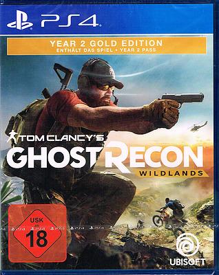 Einfach und sicher online bestellen: Tom Clancys Ghost Recon Wildlands Year 2 Gold in Österreich kaufen.
