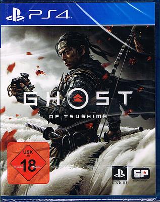 Einfach und sicher online bestellen: Ghost of Tsushima + 3 Boni (AT-PEGI) in Österreich kaufen.