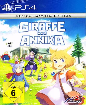 Einfach und sicher online bestellen: Giraffe and Annika Limited Edition in Österreich kaufen.