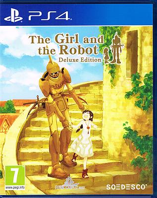 Einfach und sicher online bestellen: The Girl and the Robot Deluxe Edition in Österreich kaufen.