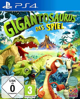 Einfach und sicher online bestellen: Gigantosaurus: Das Spiel in Österreich kaufen.