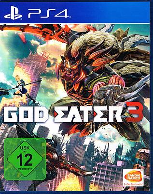 Einfach und sicher online bestellen: God Eater 3 (AT-PEGI) in Österreich kaufen.
