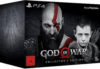 Einfach und sicher online bestellen: God of War Collectors Edition + DLC in Österreich kaufen.