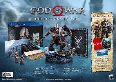 Einfach und sicher online bestellen: God of War Collectors Edition (US-Import) in Österreich kaufen.
