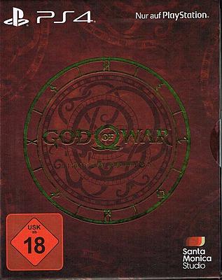 Einfach und sicher online bestellen: God of War Limited Edition + DLC (AT-PEGI) in Österreich kaufen.