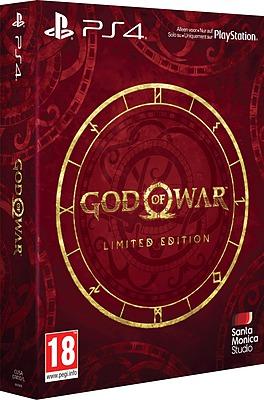 Einfach und sicher online bestellen: God of War Special Steelbook Edition (EU-Import) in Österreich kaufen.