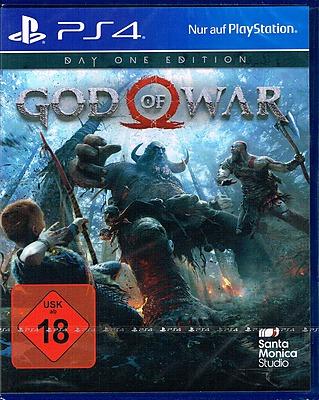 Einfach und sicher online bestellen: God of War Day One Edition in Österreich kaufen.