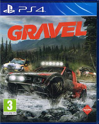 Einfach und sicher online bestellen: Gravel (AT-PEGI) in Österreich kaufen.