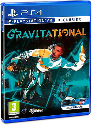 Einfach und sicher online bestellen: Gravitational (PEGI) in Österreich kaufen.