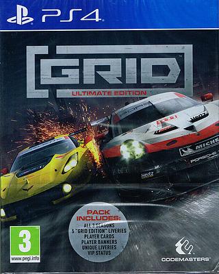 Einfach und sicher online bestellen: GRID Ultimate Edition (PEGI) in Österreich kaufen.