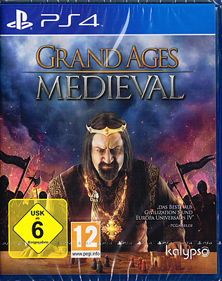 Einfach und sicher online bestellen: Grand Ages Medieval in Österreich kaufen.