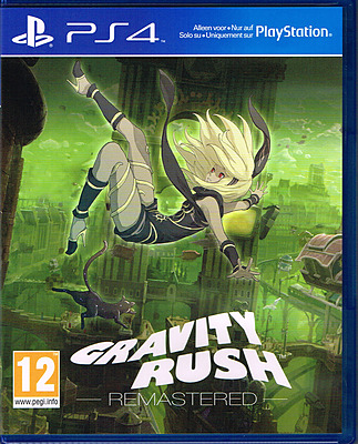 Einfach und sicher online bestellen: Gravity Rush Remastered (AT-PEGI) in Österreich kaufen.