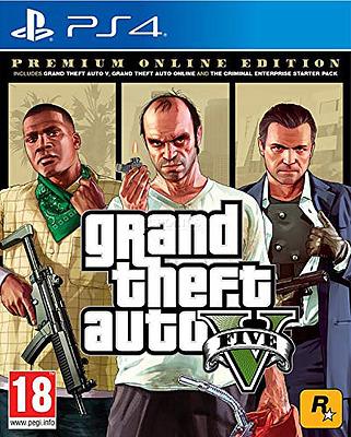 Einfach und sicher online bestellen: Grand Theft Auto V Premium Edition (EU-Import) in Österreich kaufen.
