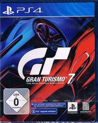 Einfach und sicher online bestellen: Gran Turismo 7 (AT-PEGI) in Österreich kaufen.
