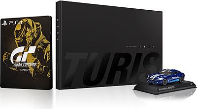 Einfach und sicher online bestellen: Gran Turismo Sport Collectors Edition (AT-PEGI) in Österreich kaufen.