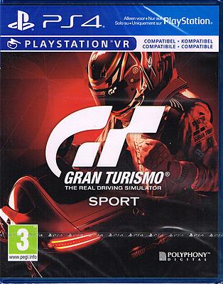 Einfach und sicher online bestellen: Gran Turismo Sport (AT-PEGI) in Österreich kaufen.