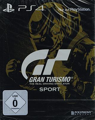 Einfach und sicher online bestellen: Gran Turismo Sport Special Steelbook Edition in Österreich kaufen.