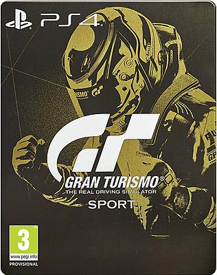 Einfach und sicher online bestellen: Gran Turismo Sport Special Steelbook Edition (EU) in Österreich kaufen.