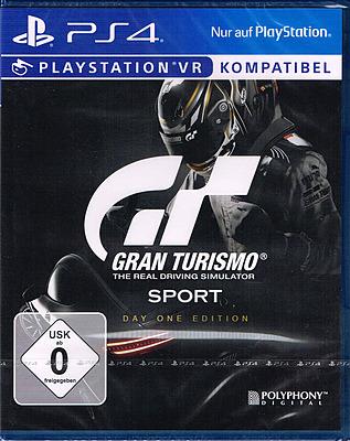 Einfach und sicher online bestellen: Gran Turismo Sport Day One Edition in Österreich kaufen.