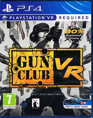 Einfach und sicher online bestellen: Gun Club (PEGI) in Österreich kaufen.