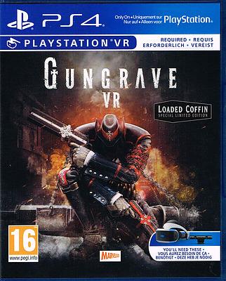 Einfach und sicher online bestellen: Gungrave - The Loaded Coffin Edition (AT-PEGI) in Österreich kaufen.