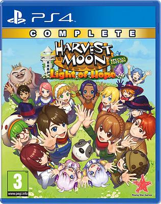 Einfach und sicher online bestellen: Harvest Moon: Light of Hope Complete Edition in Österreich kaufen.