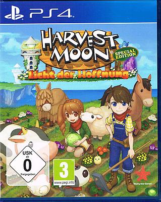 Einfach und sicher online bestellen: Harvest Moon: Light of Hope Special Edition in Österreich kaufen.