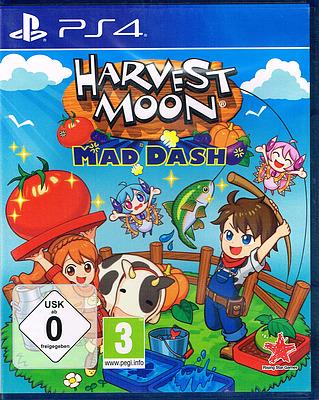 Einfach und sicher online bestellen: Harvest Moon Mad Dash in Österreich kaufen.