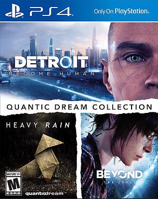 Einfach und sicher online bestellen: Quantic Dream Collection V2 (US-Import) in Österreich kaufen.