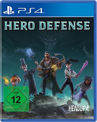 Einfach und sicher online bestellen: Hero Defense: Haunted Island in Österreich kaufen.