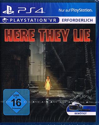 Einfach und sicher online bestellen: Here They Lie in Österreich kaufen.