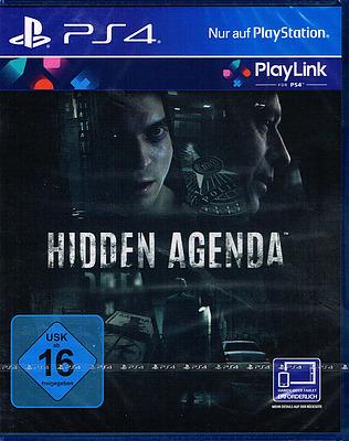 Einfach und sicher online bestellen: Hidden Agenda (AT-PEGI) in Österreich kaufen.
