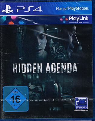 Einfach und sicher online bestellen: Hidden Agenda in Österreich kaufen.