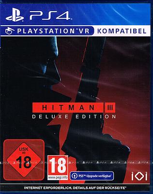 Einfach und sicher online bestellen: Hitman 3 Deluxe Edition in Österreich kaufen.