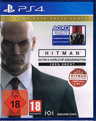 Einfach und sicher online bestellen: Hitman: Die komplette erste Season in Österreich kaufen.