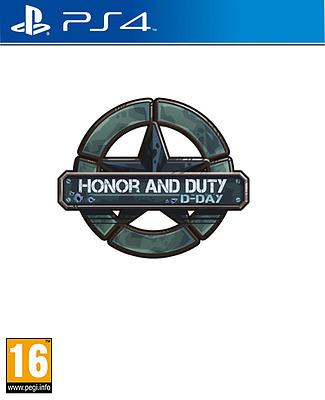 Einfach und sicher online bestellen: Honor & Duty: D-Day All out War in Österreich kaufen.