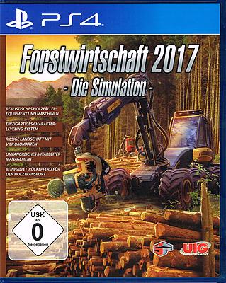 Einfach und sicher online bestellen: Forstwirtschaft 2017 - Die Simulation in Österreich kaufen.