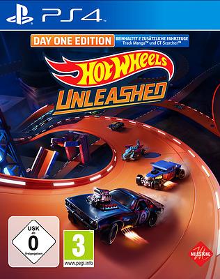 Einfach und sicher online bestellen: Hot Wheels Unleashed DayOne Edition in Österreich kaufen.