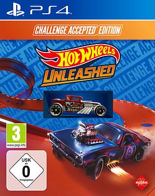 Einfach und sicher online bestellen: Hot Wheels Unleashed Callenge Accepted Edition in Österreich kaufen.
