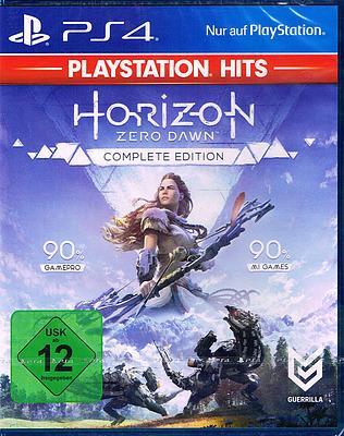 Einfach und sicher online bestellen: Horizon: Zero Dawn Complete Edition PS4 Hits in Österreich kaufen.