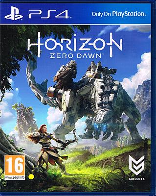 Einfach und sicher online bestellen: Horizon: Zero Dawn (EU-Import) in Österreich kaufen.