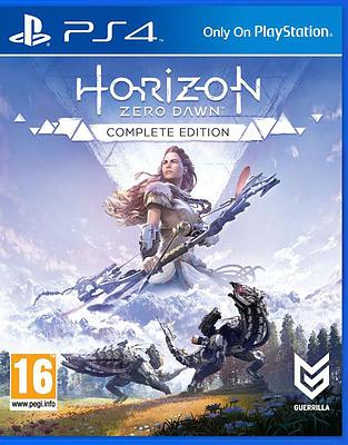 Einfach und sicher online bestellen: Horizon: Zero Dawn Complete Edition (AT-PEGI) in Österreich kaufen.