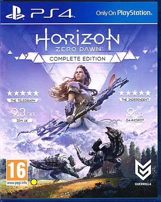 Einfach und sicher online bestellen: Horizon: Zero Dawn Complete Edition (PEGI) in Österreich kaufen.