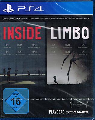 Einfach und sicher online bestellen: Inside + Limbo Double Pack in Österreich kaufen.