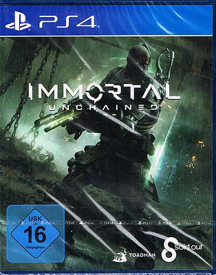 Einfach und sicher online bestellen: Immortal: Unchained Preis Hit in Österreich kaufen.