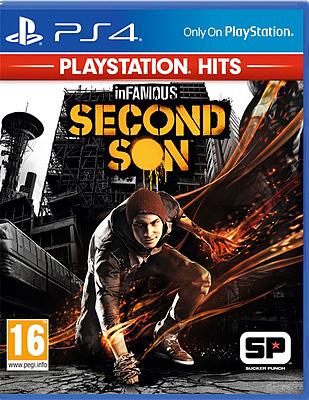 Einfach und sicher online bestellen: inFamous: Second Son PS4 Hits in Österreich kaufen.