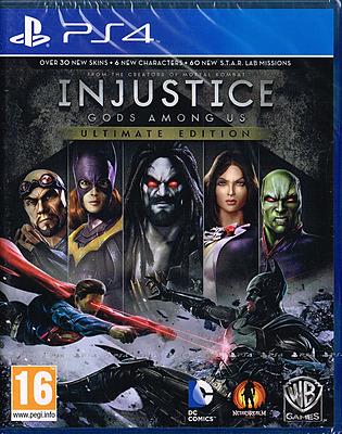 Einfach und sicher online bestellen: Injustice: Gods Among Us Ultimate Edition (EU) in Österreich kaufen.